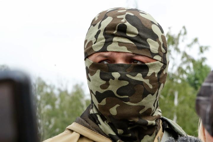 Семенченко: наши бойцы под Иловайском ожидали встретить фашистов, а встретили настоящих офицеров