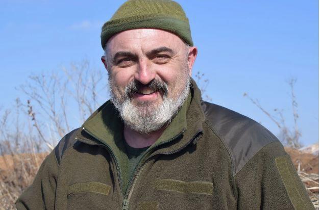 """Украинский защитник-переселенец: """"Мы войдем в Донецк, верю в это и хочу быть среди первых"""""""