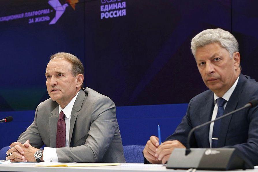 """У Медведчука подтвердили """"черную метку"""" для Бойко - раскол в """"ОПЗЖ"""" уже не скрывают"""