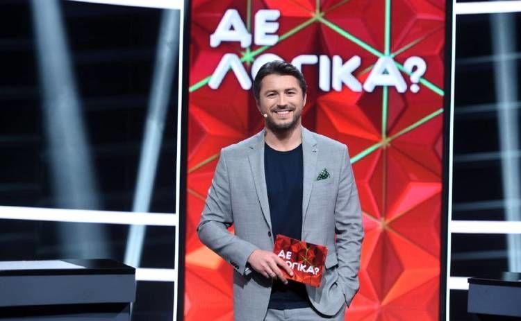 Сергей Притула, ушедший из шоу-бизнеса в политику, стал ведущим программы, как в РФ