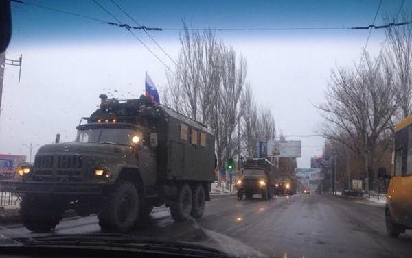 Путин лично отправил в Макеевку новое подразделение из 100 российских солдат - разведка