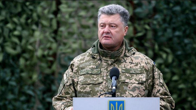 Миллиарды гривен: Порошенко озвучил неимоверную сумму денег, которую получит украинская армия в 2019 году