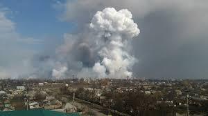 Украина, взрыв, харьков, склад, боеприпасы, гпу, гсчс, жертвы