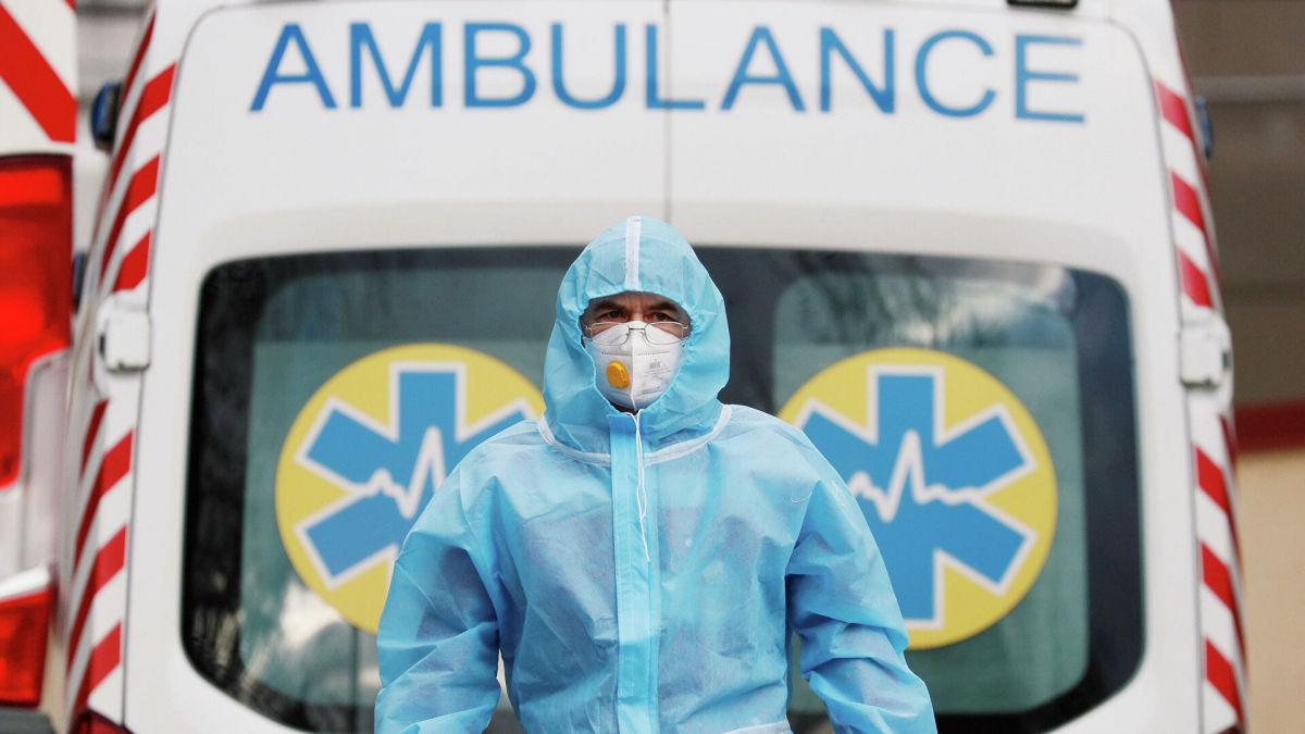 Патовая ситуация с COVID в Украине: за день в стране выявлено почти 19 тыс. зараженных