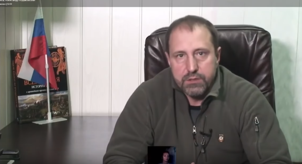 ходаковский, Донбасс, боевики, ДНР, россия, видео, признание