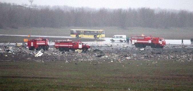 Аэропорт в Ростове закрыли, после падения Boeing взлетно-посадочная полоса имеет повреждения