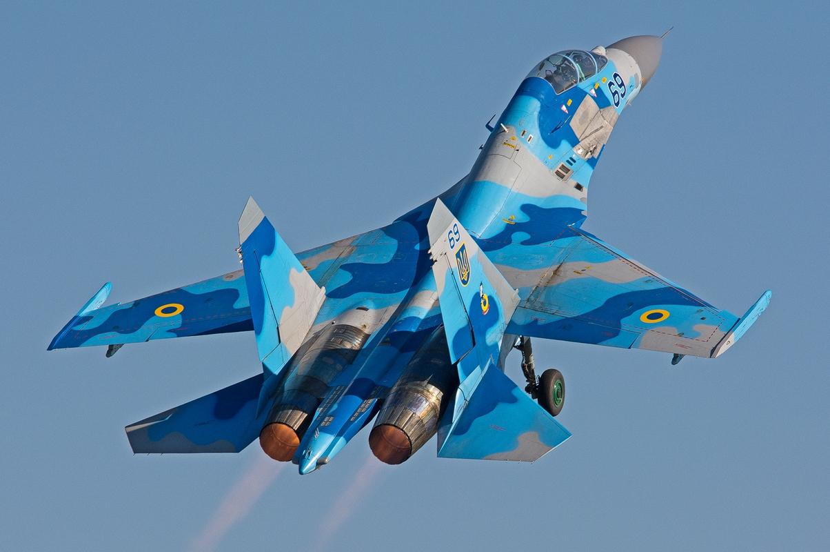 су-27, всу, учения, крушение, чп, истребитель, сша