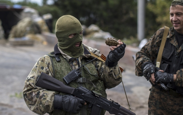 днр, донбасс, армия россии, боевики, дезертир, убийство