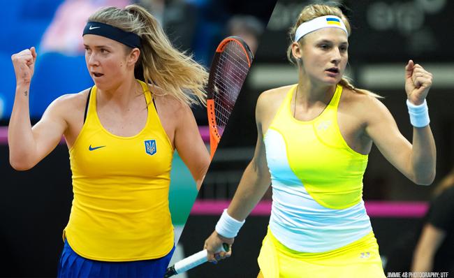 Триумф украинских теннисисток в Китае: Свитолина разгромила россиянку, Ястремская - 2-ю ракетку мира - видео