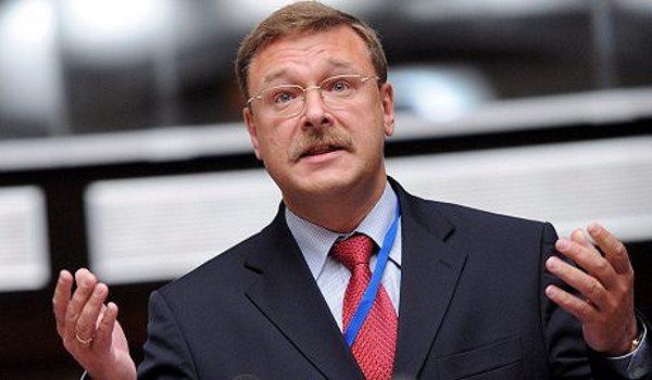 Косачев устроил истерику из-за слов Пенса о первоочередной угрозе России всему цивилизованному миру
