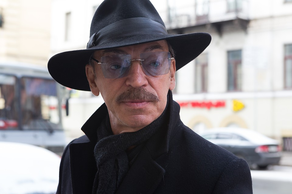 Михаил Боярский, авто, ДТП, авария, актер