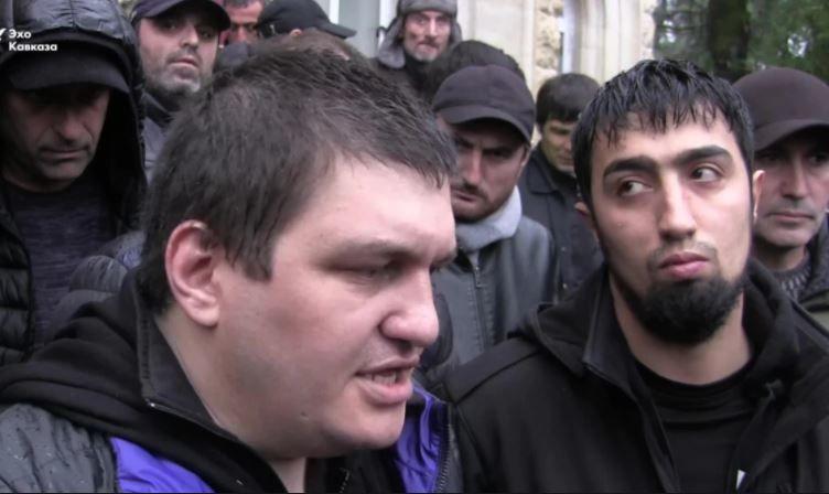 """В Абхазии из охранников наемника Авидзбы """"выбивают"""" показания: """"Воевали против Украины"""""""