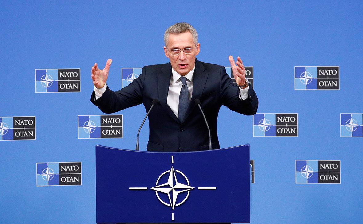 Генсек НАТО пояснил, почему Россия может быть причастна к посадке самолета Ryanair в Беларуси