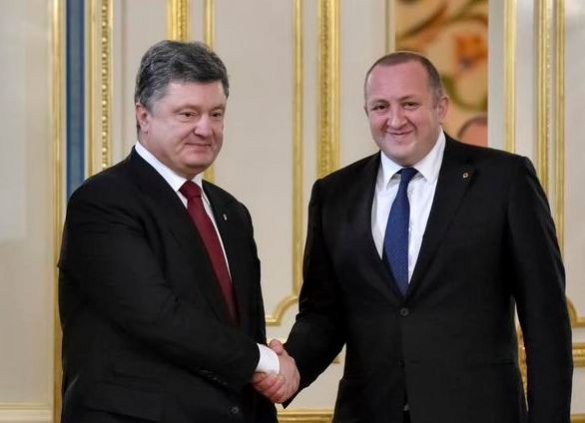 грузия, Георгий Маргвешвили, крым, абхазия, северная осетия, порошенко