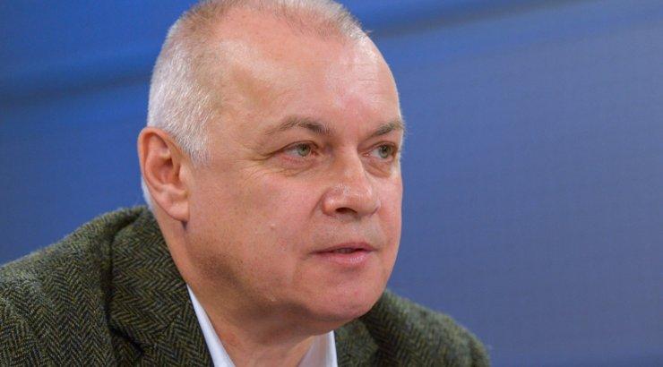 Оккупанты не пощадили даже Киселева: путинский пропагандист негодует из-за застройки возле его дачи в Крыму - у фейкомета настоящая истерика