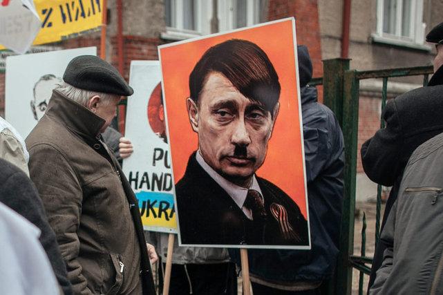 Пентагон: Кремль пытается отвлечь внимание от агрессии РФ в Украине с помощью войны в Сирии