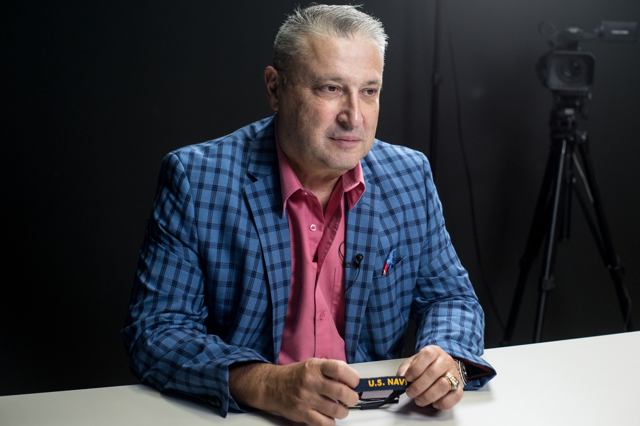 """Экс-офицер ВМС США Табах о возврате Крыма и Донбасса в Украину: """"Одними переговорами не вернешь"""""""
