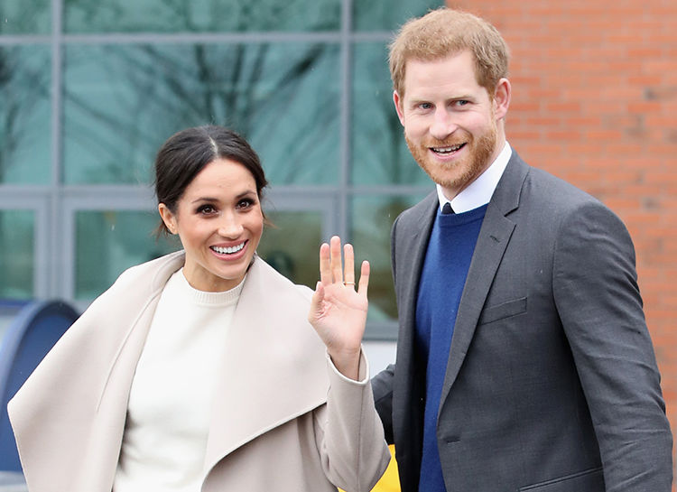 Супругу принца Гарри Меган Маркл заподозрили в новой беременности