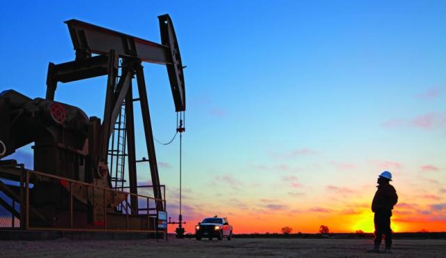 Стоимость нефти продолжает медленно расти: Brent уже торгуется по 45,81 доллара за баррель
