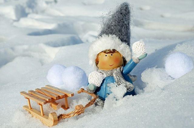 В Украину идет настоящая зима: арктический циклон принесет мороз и снег - кадры