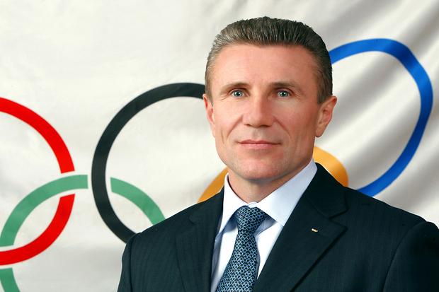 Сергей Бубка остается на посту президента НОК Украины еще на четыре года