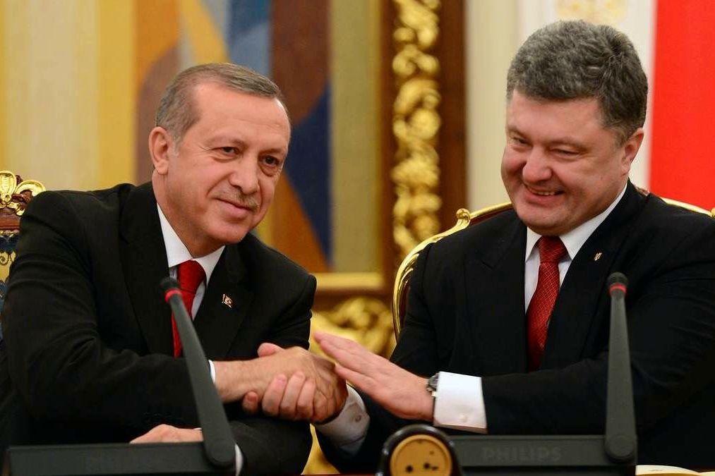 """""""Все решило одно событие"""", - журналист рассказал, как Порошенко заручился дружбой Эрдогана"""