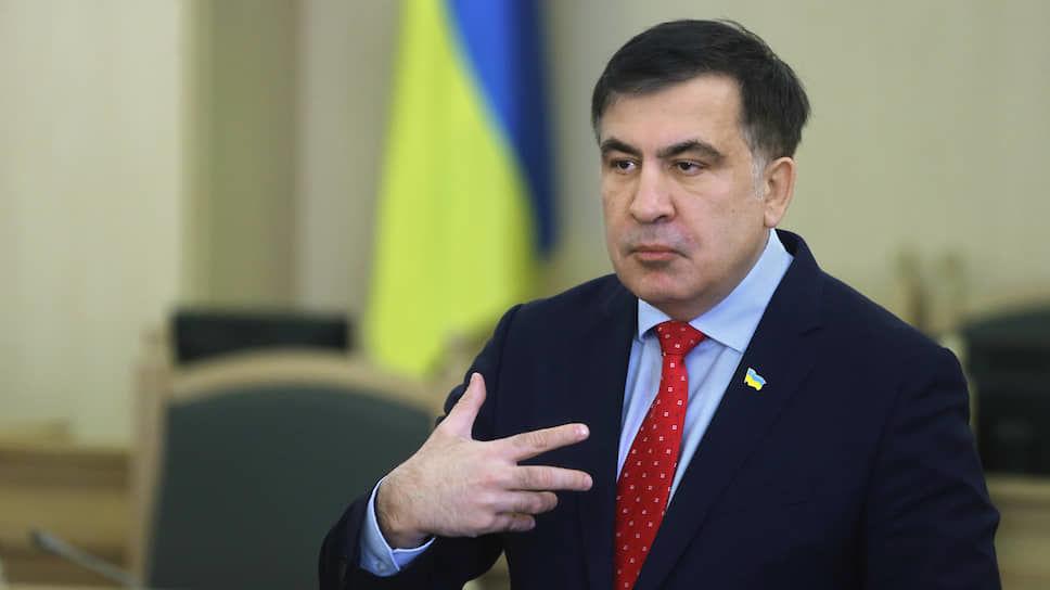 """Саакашвили предупредил Зеленского: """"Мне бы не хотелось этого"""""""