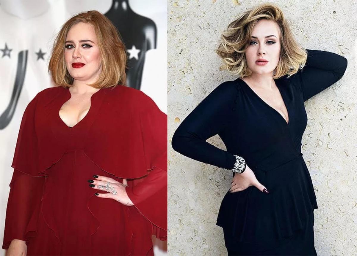 """""""Я это сделала"""", - похудевшая на 45 килограммов певица Адель раскрыла секрет стройного тела"""