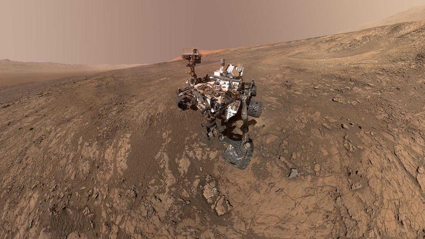 Находка на Марсе взбудоражила охотников за НЛО - фото