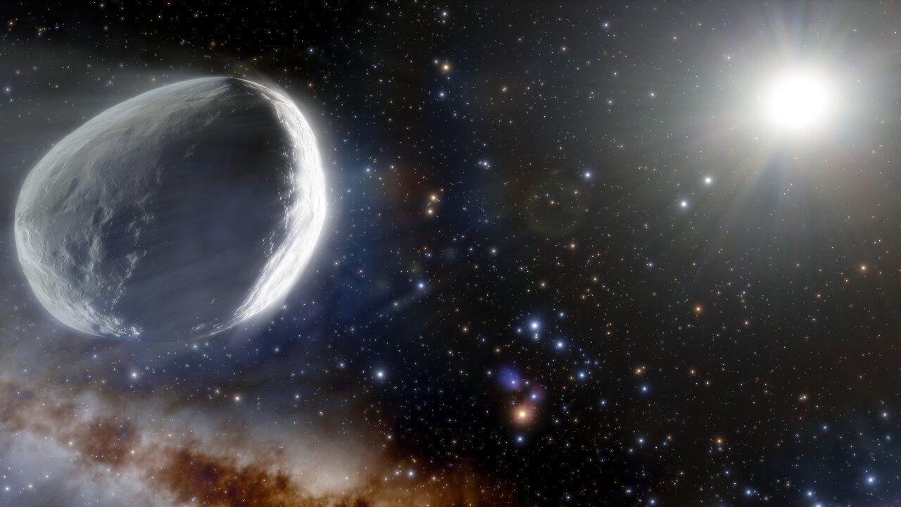 Какие они, размеры Армагеддона: астрономы подтвердили рекордную величину кометы из облака Оорта