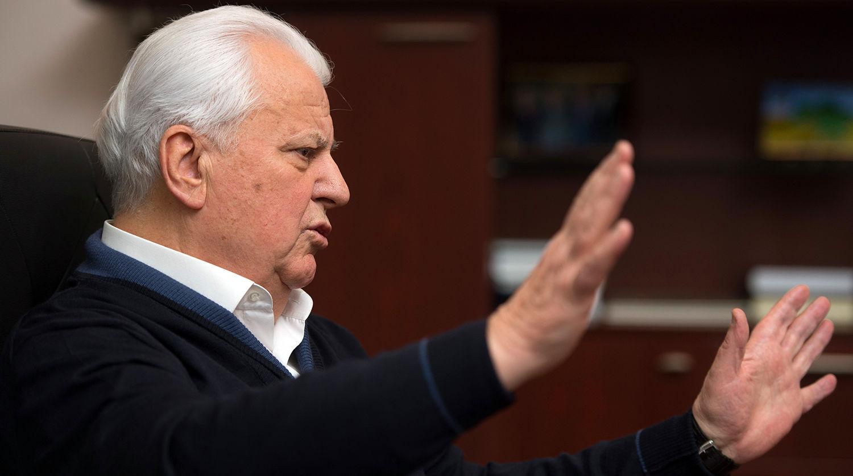 Кравчук назвал условия, при которых отношения Москвы и Украины могут быть восстановлены