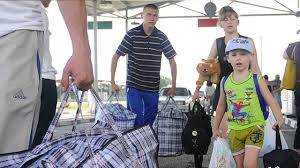 В Россию из Украины выехали более 51 тысяч беженцев