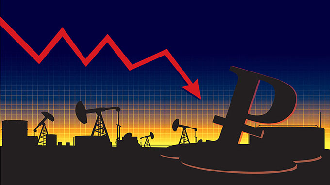 """В России нашли причину, почему, несмотря на рост цен на нефть, рубль все равно падает: во всем виноват """"таинственный покупатель"""""""