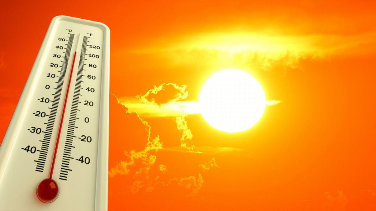 Завтра Украину накроет сильная жара: синоптики сказали, в каких областях будет жарче всего
