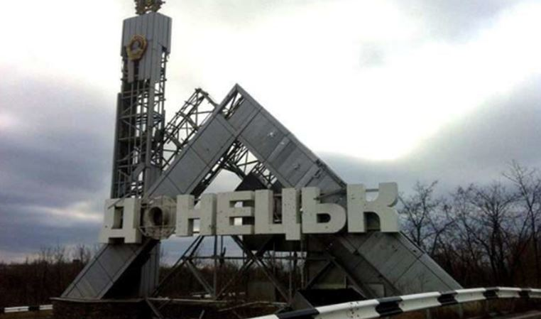 """Ничего общего с """"ДНР"""" нет: в оккупированном Донецке признали, что они Украина, - кадры"""