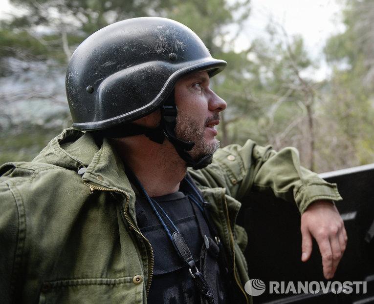 МВД Украины: фотокорреспондент «России сегодня» арестован спецслужбами