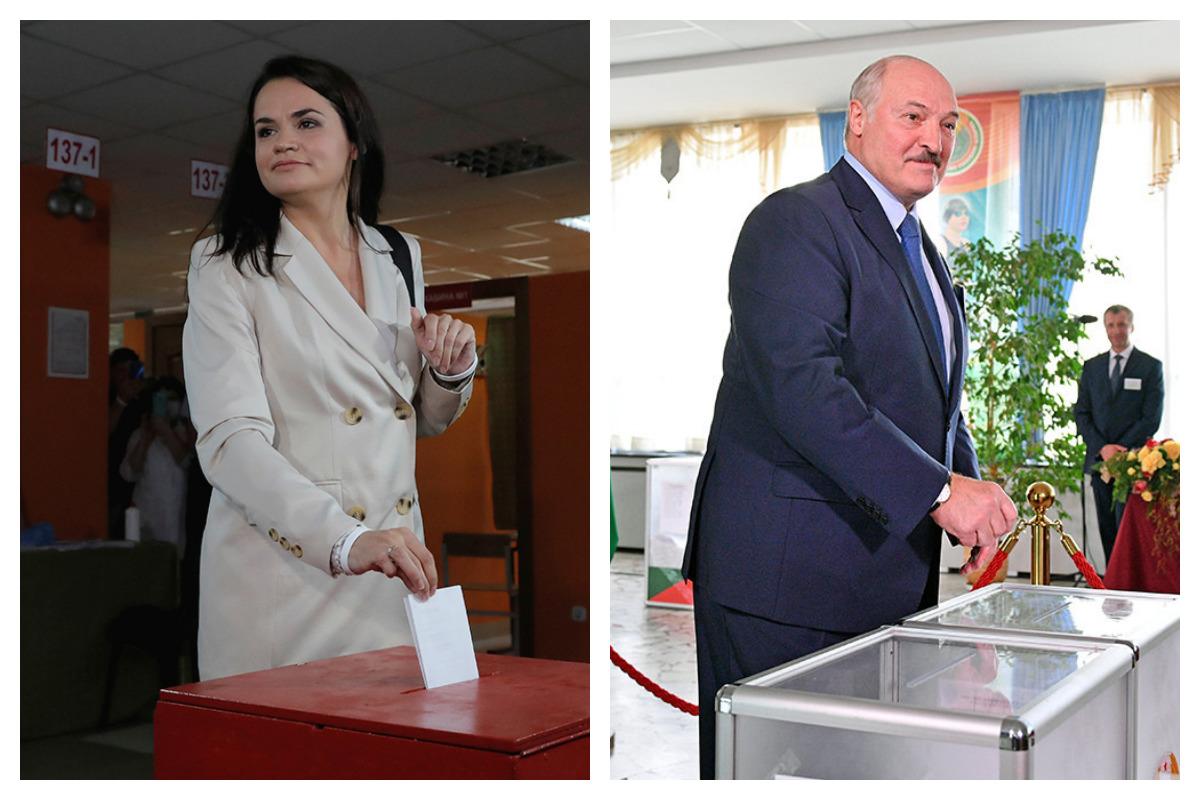 ЦИК Беларуси огласила итоги выборов – в Минске собирают Марш свободы