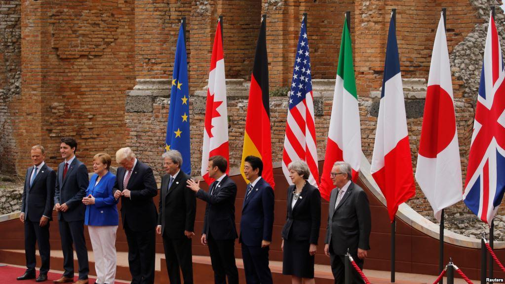 Трамп так и не дал окончательного ответа по климату: собрание лидеров G7 закончилось разногласиями по экологическим вопросам