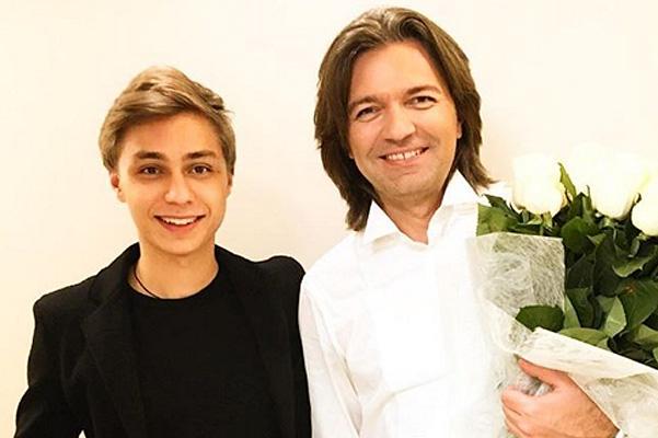 Дмитрий Маликов, певец, племянник, ребенок, беременность