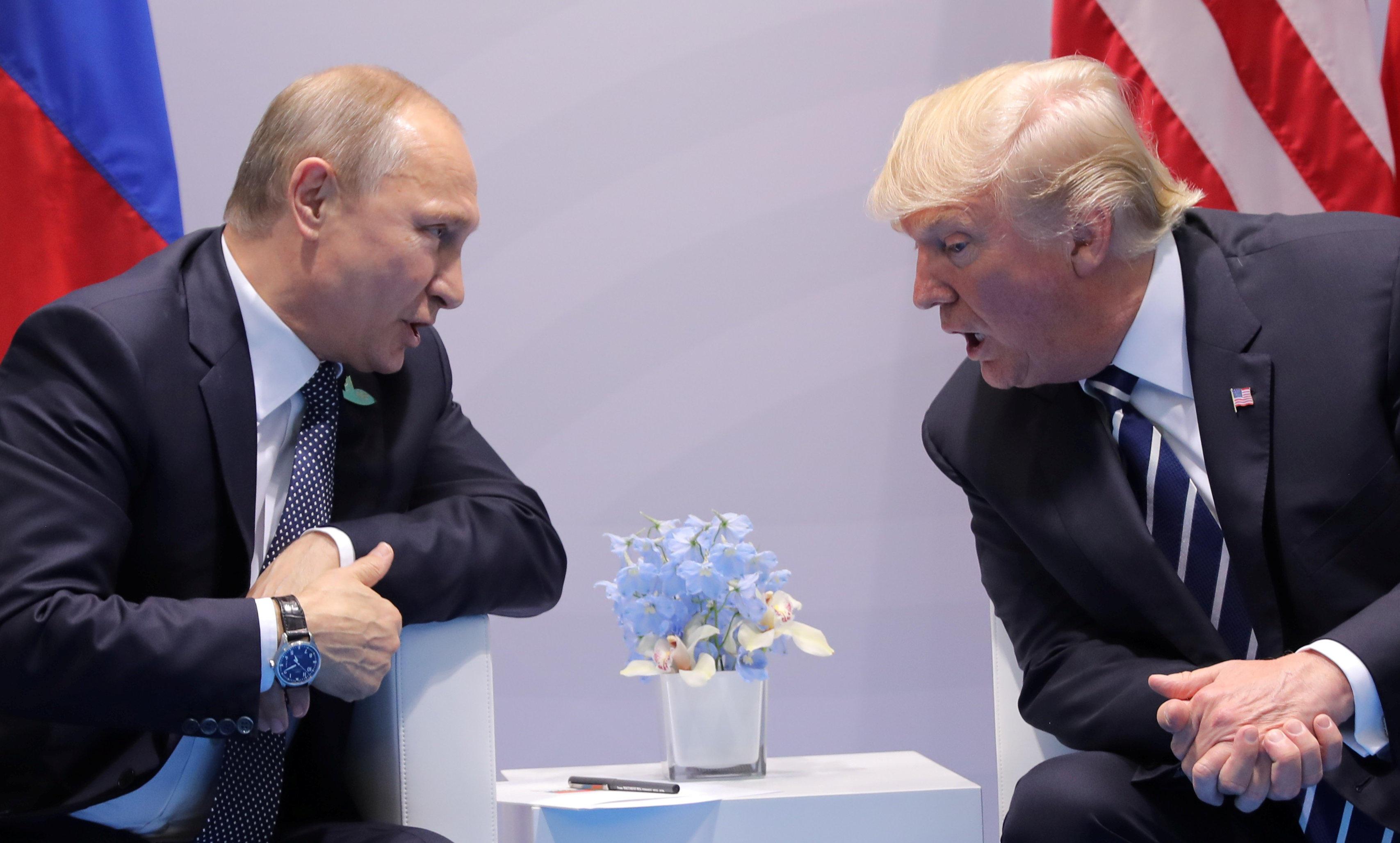 Трамп прокомментировал знакомство с Путиным: президент США был потрясен встречей со своим российским коллегой