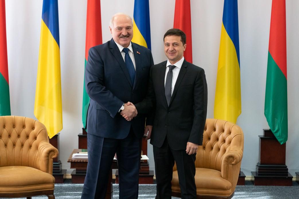 Украина, политика, лукашено, беларусь, зеленский, встреча, итоги