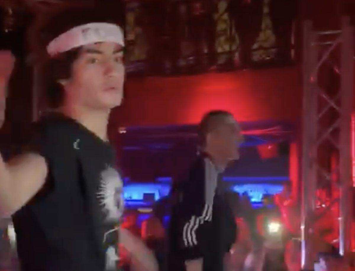 михаил порошенко, скандал, лондон, видео,  русский, рэпер, Face, происшествия, петр порошенко, новости украины