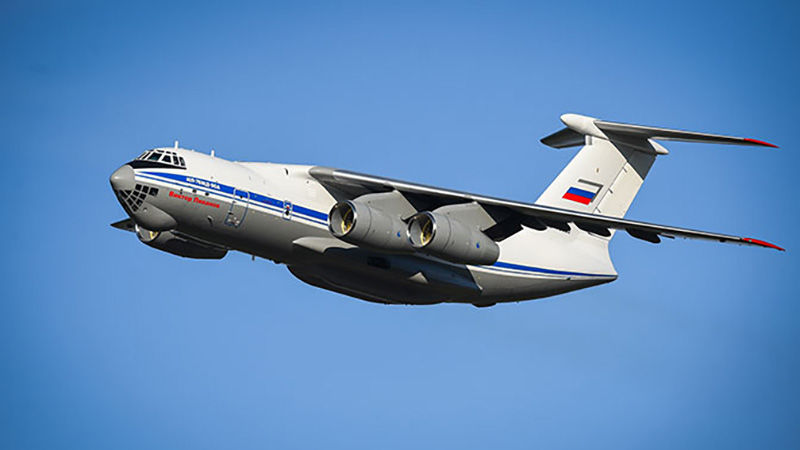 Транспортники ВКС России в огромных масштабах перебрасывают в Армению военный груз