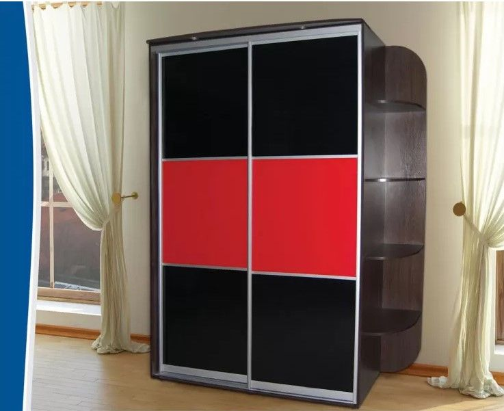 Что такое шкаф-купе, чем он отличается от обычного шкафа