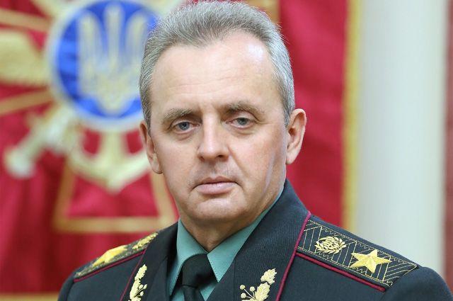 Виктор Муженко заявил, что РФ использовала авиацию при атаке на украинские корабли, - кадры