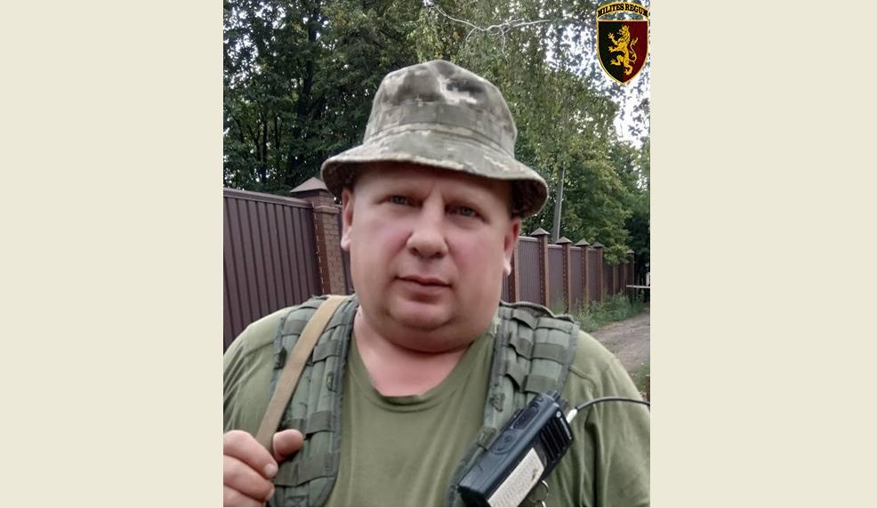Умер второй воин ВСУ за сутки, раненный россиянами у Марьинки: фото героя Александра Грицаюка