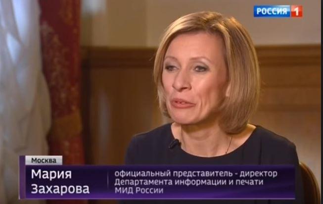 Захарова перешла все границы: официальное лицо МИД РФ жестоко оскорбило главу правительства Британии Мэй