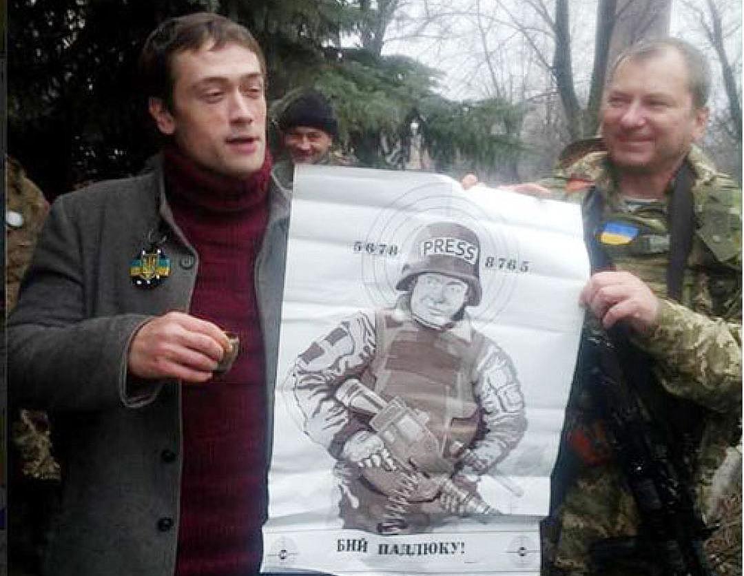 анатолий пашинин, михаил пореченков, донбасс, ато, армия украины, днр