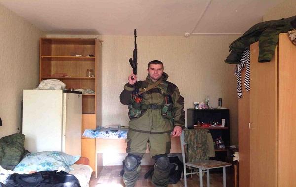 Воевавший в банде Моторолы российский наемник сложил свою голову в Сирии