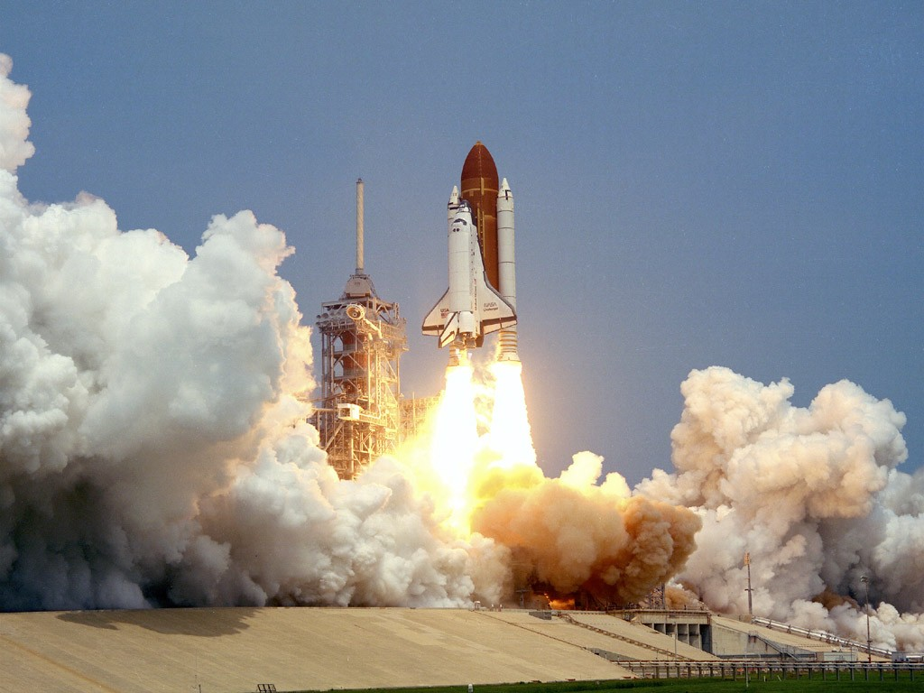 Space Shuttle: The First Reusable Spacecraft | The Most ...
